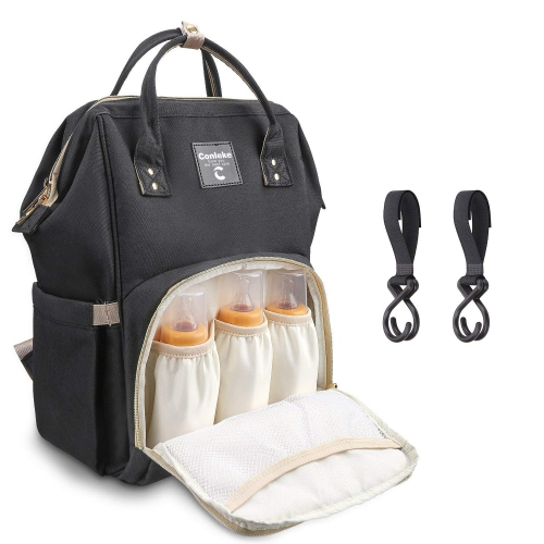 61418e53ff3 Diaper Bag Backpack for Baby Care, Multi-Functional Waterproof Travel  Backpack Nappy Tote Bags Large Capacity   Creative - Online Only