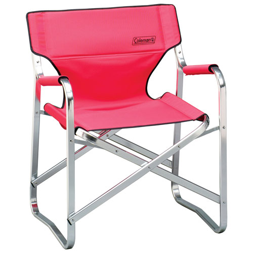 De Pliante Canada Camping RougeBest Coleman Chaise Buy hdBQxosCtr