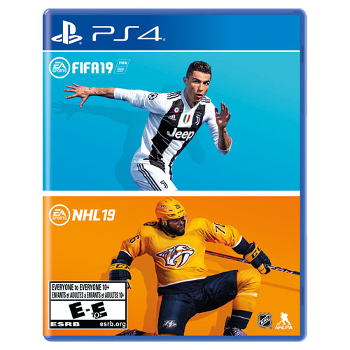 Fifa 19 & Nhl 19 Bundle (Ps4) by Ea