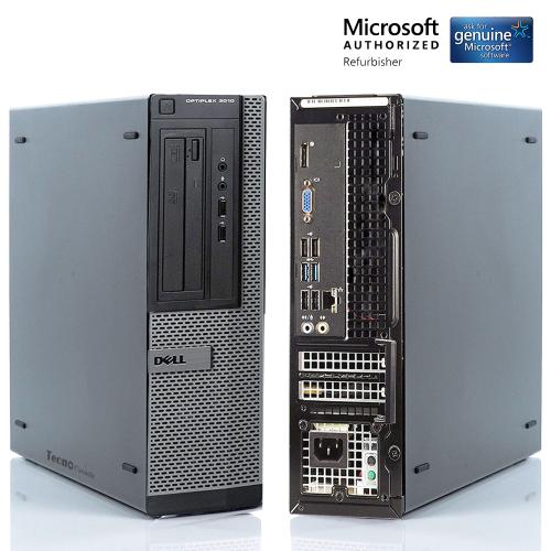 Dell Optiplex 3010 Desktop PC Computer Core i5 3470 4GB RAM 240GBSSD DVDRW  Windows 10 Pro HDMI-WiFi Adapter (Refurbished)