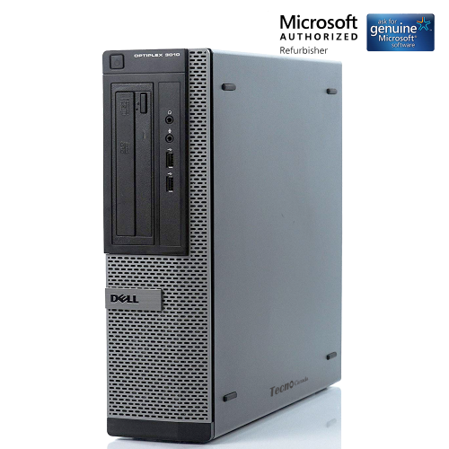 Dell Optiplex 3010 Desktop PC Computer Core i5 3470 16GB 240GBSSD+500GB  DVDRW Windows 10 Home HDMI WiFi (Refurbished)