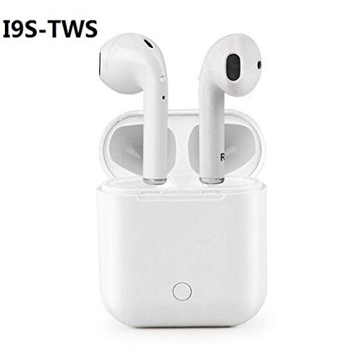 i9s tws bluetooth 4 2 stereo in ear headphone portable sports wireless earbuds for ios