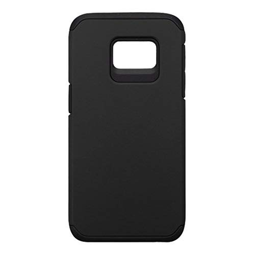 purchase cheap 39307 05122 Asmyna Cell Phone Case for Samsung Galaxy S7 - Retail Packaging - Black