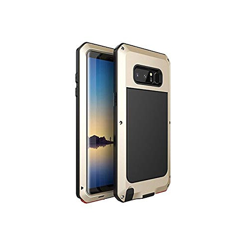 low priced 314df 2685c New! Samsung Galaxy Note 8 Aluminum Metal Case,[Military Heavy Duty]  Extreme Shock Dust Dirt Snow Proof Cover Case Defender Coque H - Online Only