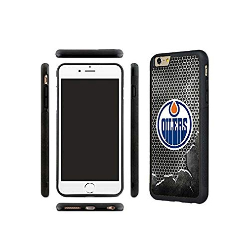 the latest ade1d 71220 CHICEXP Designer Edmonton Oilers iPhone 6 6s Case-with Tempered Glass  Screen Protector