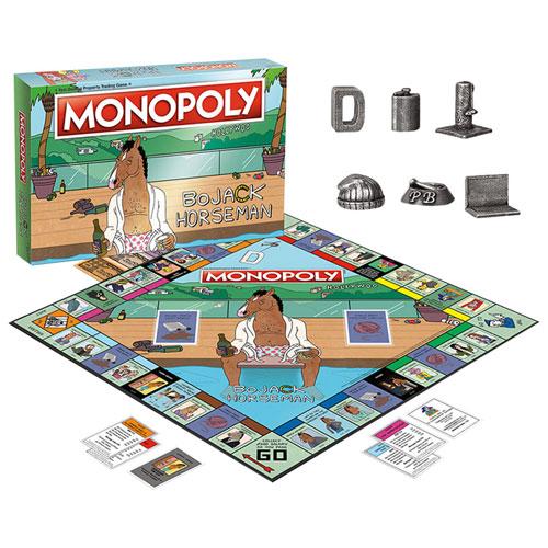 Картинки по запросу Boardgames - Monopoly - Bojack Horseman