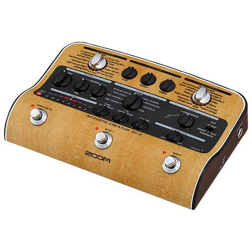 Créateur acoustique AC-3 de Zoom