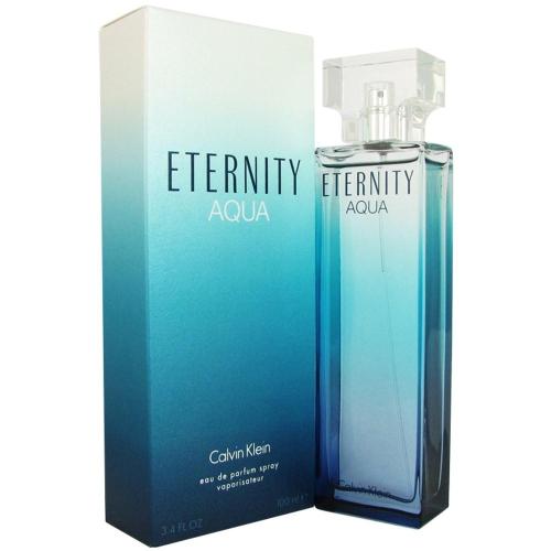 Ck Eternity Aqua For Women By Calvin Klein 33 Oz Eau De Parfum