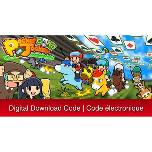 Pocket Card Jockey - Digital Download