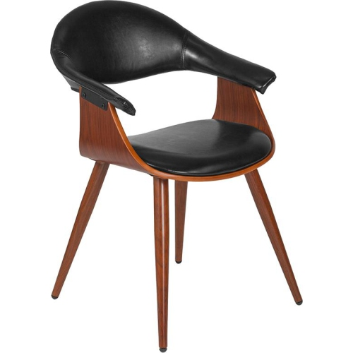 Walnutleather Side Chair More Living Room Chairs Best Buy Canada