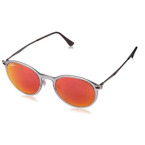 c67408e42e Ray-Ban Justin Sunglasses (Rb4165) Tortoise Grey Plastic - Non-Polarized -  54Mm   Sunglasses - Best Buy Canada
