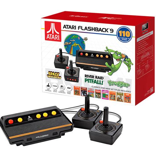 atari flashback 9  Atari Flashback 9 Console : Retro Game Consoles - Best Buy Canada