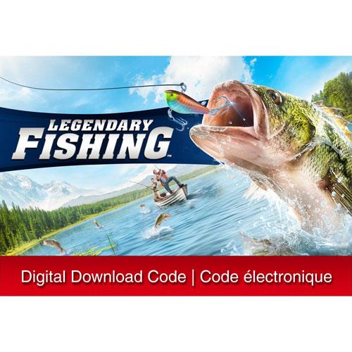 Legendary Fishing - Digital Download