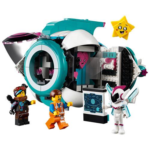 Lego The Lego Movie 2 Sweet Mayhem S Systar Starship 502 Pieces 70830 Best Buy Canada