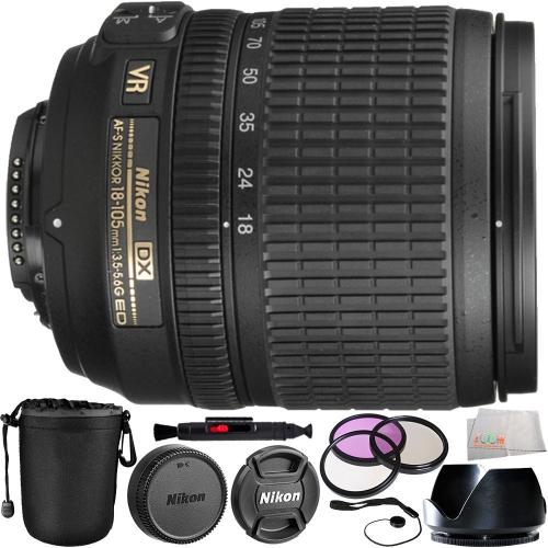 Nikon 18-105mm f/3.5-5.6G ED V