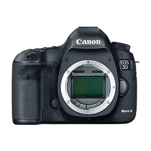 Canon EOS 5D Mark III 22.3 MP Full Frame CMOS DSLR Camera (Body Only) (International Version w/Seller Provided Warranty)