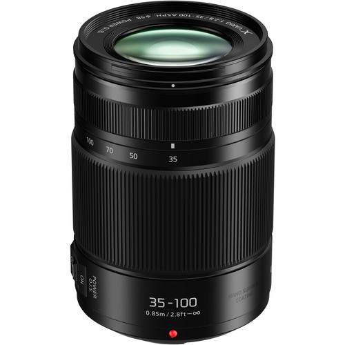 Panasonic Lumix G X Vario 35-100mm f/2.8 II POWER O.I.S. Lens - US Version w/Seller Warranty