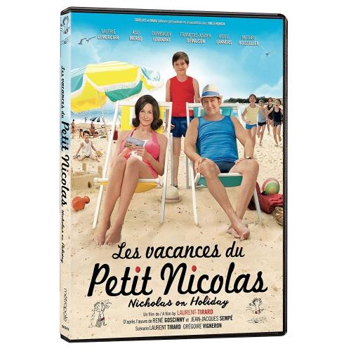 0c348f8b7cb811 Les Vacances du Petit Nicolas (Nicholas on Holiday) (DVD) - Online Only