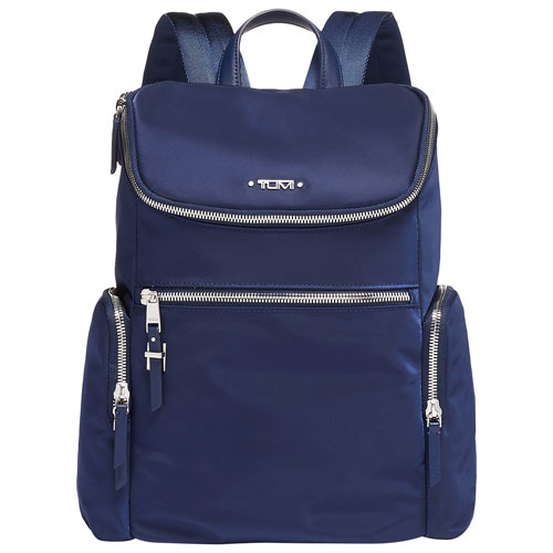 a381c1d3c203 TUMI Voyageur Bethany Day Backpack - Ultramarine   Backpacks - Best Buy  Canada