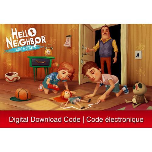 Hello Neighbor: Hide & Seek - Téléchargement numérique