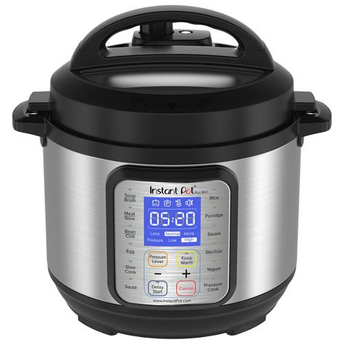 Instant Pot Duo Plus 9-in-1 Pressure Cooker - 3Qt