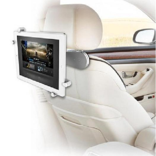 Universal Car Seat Headrest Mount Holder For iPad mini1//2//3//4 Air Tablet Galaxy