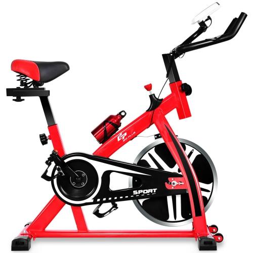 Vélo d'appartement pour cardio-training – Vélo de Fitness – Inertie 8kg