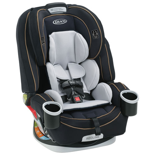 graco 4ever extend2fit 4-in-1 convertible car seat manual