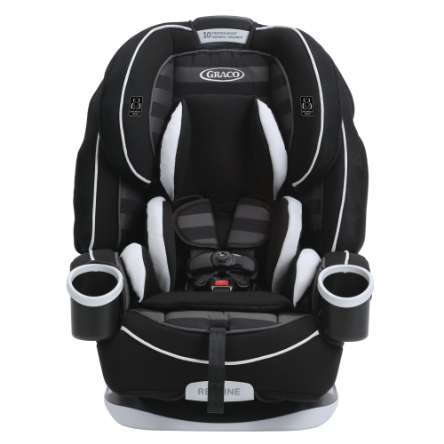 1111cff2393d Graco - 4Ever All-in-one Car Seat - Rock Weave   Convertible Car Seats -  Best Buy Canada
