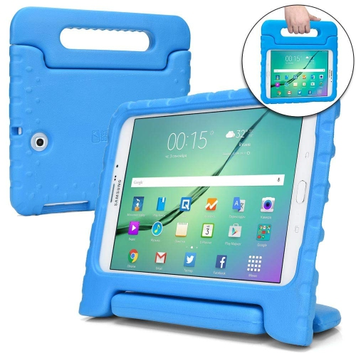 big sale 0ee93 63197 Cooper Dynamo [RUGGED KIDS CASE] Protective Case for Samsung Tab S2 8.0 |  Child Proof Cover, Stand, Handle, Screen Protector