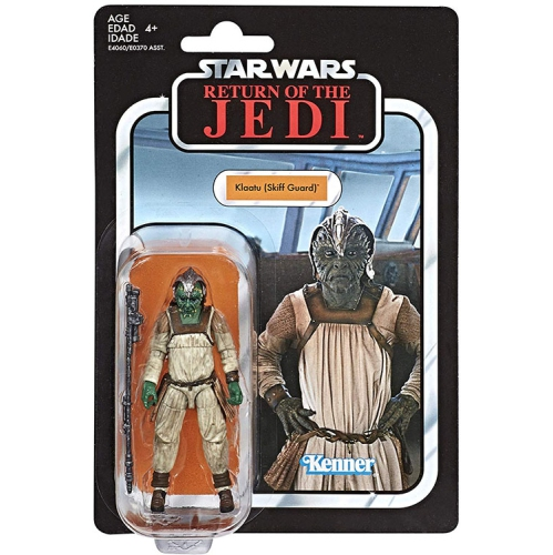 Star Wars The Vintage Collection 3.75 Inch Action Figure - Klaatu Skiff Guard VC135