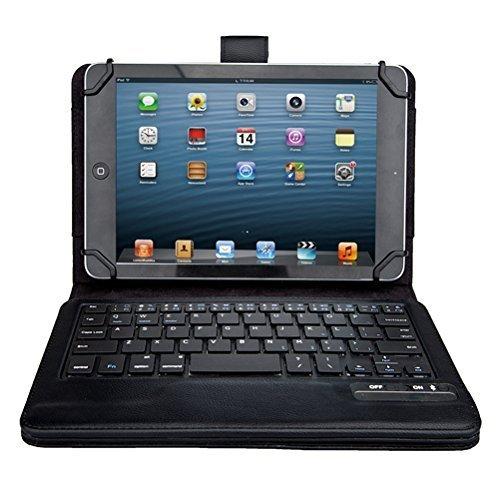 timeless design 6da22 f6df7 Samsung Galaxy Tab S2 8 Bluetooth Keyboard case, VSTN ® - High quality  Ultra-thin Detachable Bluetooth Keyboard Stand Portfoli