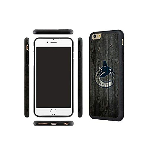 Iphone 7 Tpu Case Ultra Thin Vancouver Canucks Iphone 7 Case Cover With Tempered Glass Screen Protector Best Buy Canada