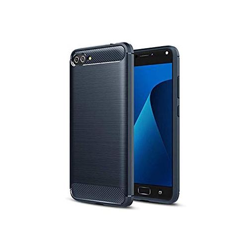 best website 27e53 b3519 ASUS ZenFone 4 Max Plus ZenFone 4 Max Pro (ZC554KL) Case, MoKo Lightweight  Flexible TPU Bumper Slim Fit Case Shockproof Back