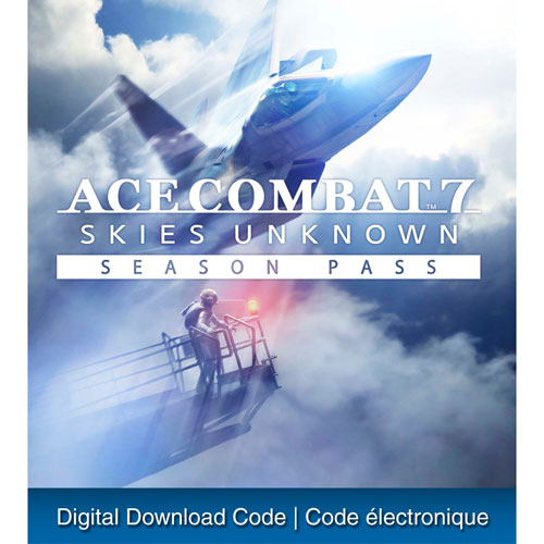 Ace Combat 7 Skies Unknown Season Pass Ps4 Digital Download Best Buy Canada
