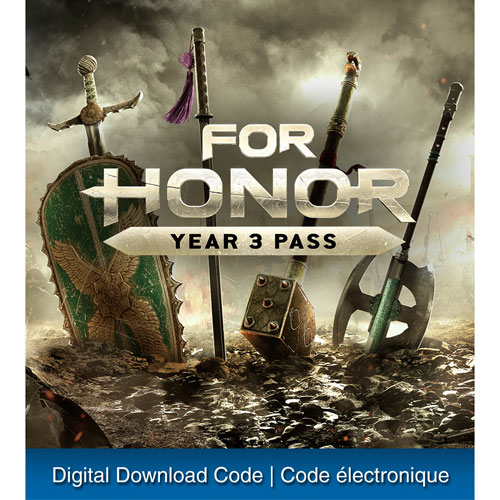 For Honor: Year 3 Pass - Digital Download
