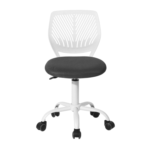 Prime Office Task Desk Chair Adjustable Mid Back Home Children Kids Study Chair Grey Cjindustries Chair Design For Home Cjindustriesco