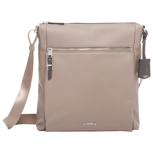 e17a28cb6c TUMI Voyageur Canton Leather Crossbody Bag - Gobi   Crossbody Bags ...