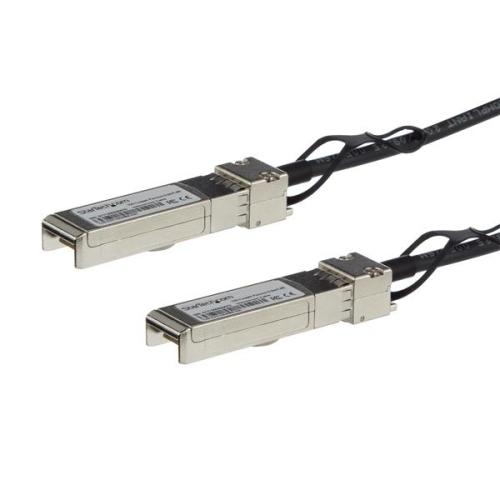StarTech MSA Compliant SFP+ Direct-Attach Twinax Cable - 5 m