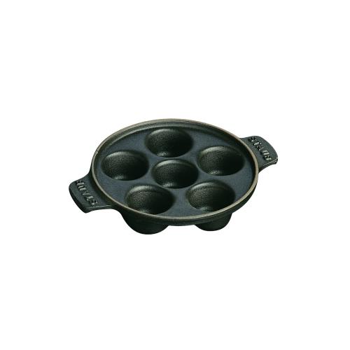 "Staub Escargot Dish - 5.5"" / 14 cm"