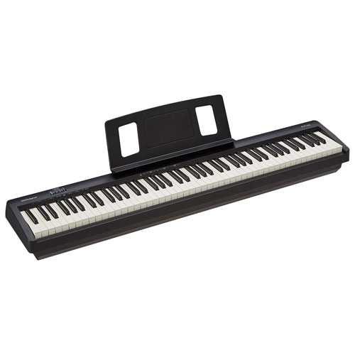 Roland 88-Key Digital Piano (FP-10) - Black