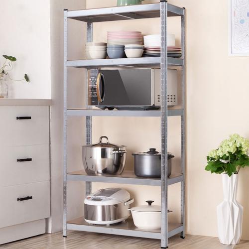 71 Heavy Duty Storage Shelf Steel Metal Garage Rack 5 Level