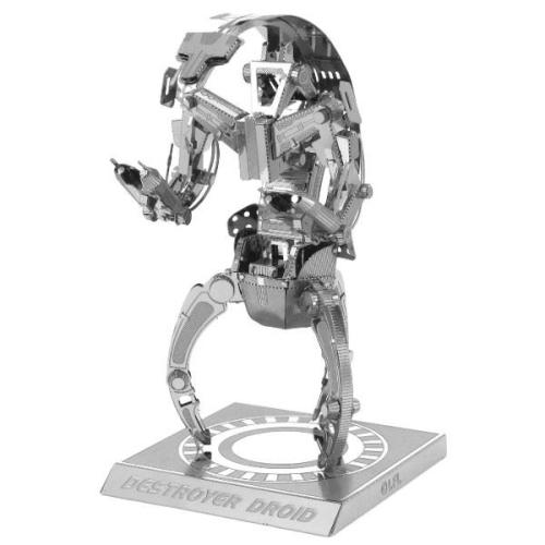 Metal Earth Star Wars Destroyer Droid 3D Model Kit