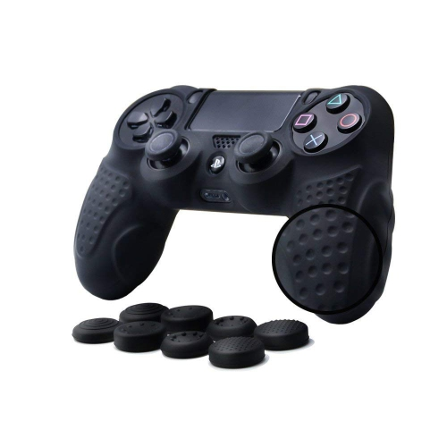 PS4 Controller DualShock 4 Skin Grip Anti-slip Silicone Cover Protector  Case for Sony PS4/PS4 Slim/PS4 Pro Controller