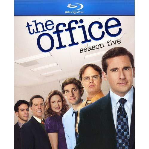 5d10c8ea3be9 The Office Season 5 (Blu-ray)   Movies Miscellaneous - Best Buy Canada