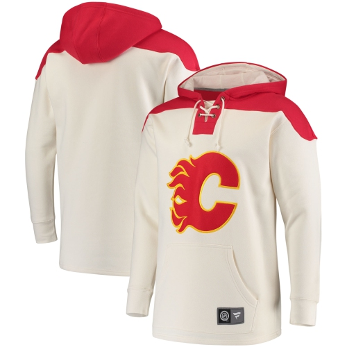 df15121d6eb3 Calgary Flames NHL Breakaway Color Block Hoodie - M   Jackets