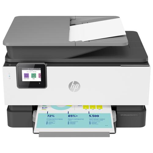 HP OfficeJet Pro 9015 All-In-One Inkjet Printer