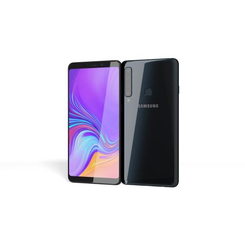 a047d37190cf69 Samsung Galaxy A9 - Caviar Black - 128GB - Dual Sim Smartphone Unlocked |  Best Buy Canada