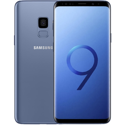 14f69f8662d6 Certified Refurbished Samsung Galaxy S9 - Coral Blue - 64GB ...