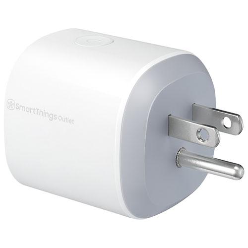 Samsung SmartThings Zigbee 3.0 Smart Plug